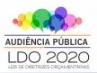 Convite – Audiência Pública LDO – 2020