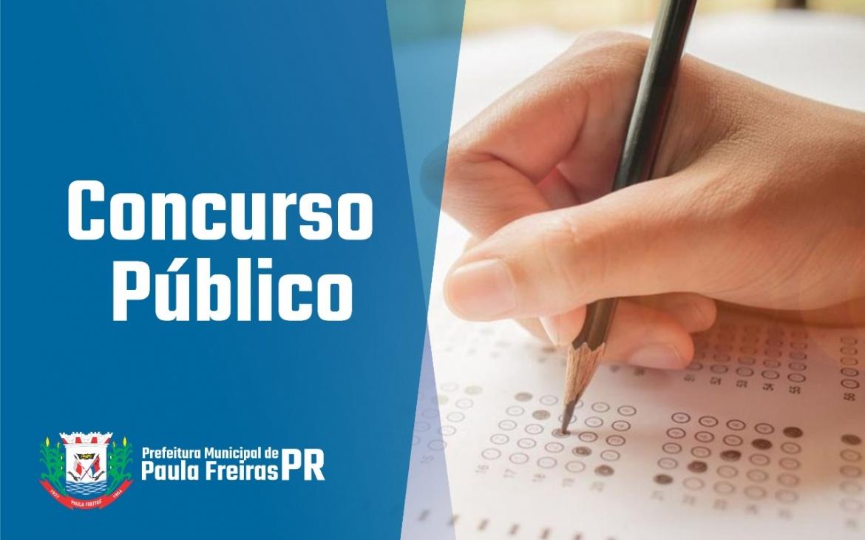 CONCURSO PÚBLICO 2020